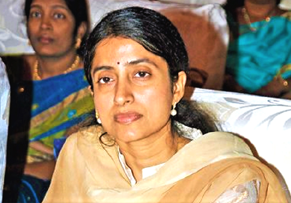 Jagan's Wife Bharathi Named In ED Chargesheet-