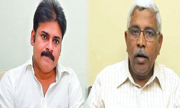 Jana Sena Alliance With Kodandaram Party In Telangana-