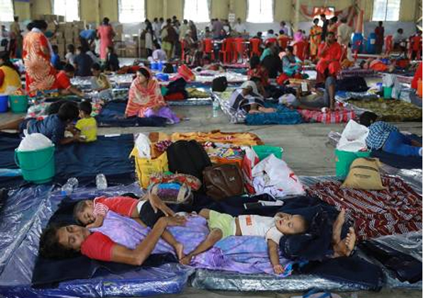 Kerala NRIs Getting Problem About Returning To UAE-