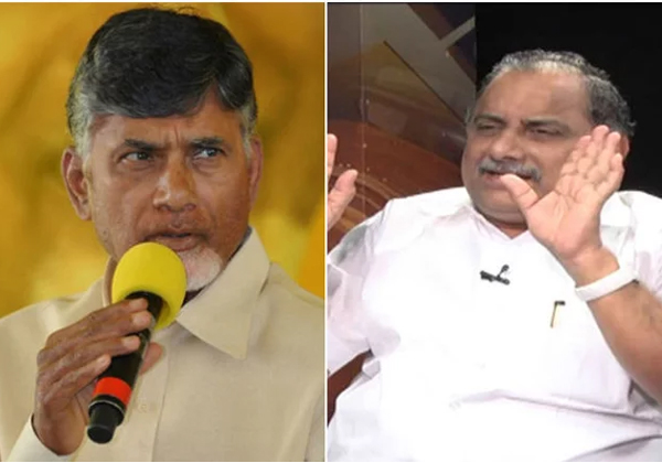 Mudragada Request To Chandrababu For Give BC- F-Certificate-