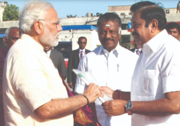 Narendra Modi Wants To Stand At Tamilnadu-
