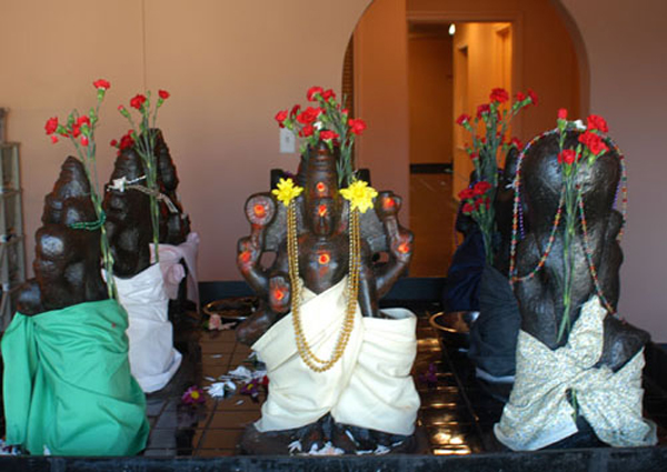 Navagraha Doshalu With Lord Ganesha-