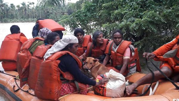 Nurse Lini Husband Donates First Salary To Kerala Flood Victims-