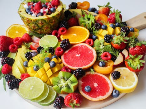 Powerful Anti-Aging Fruits-