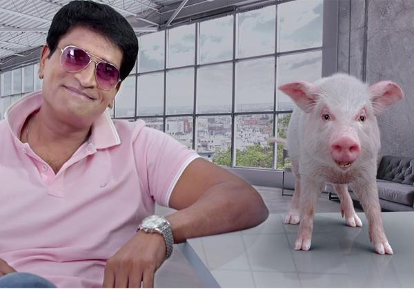 Ravi Babu Film Adhugo Will Release In This Dasara-