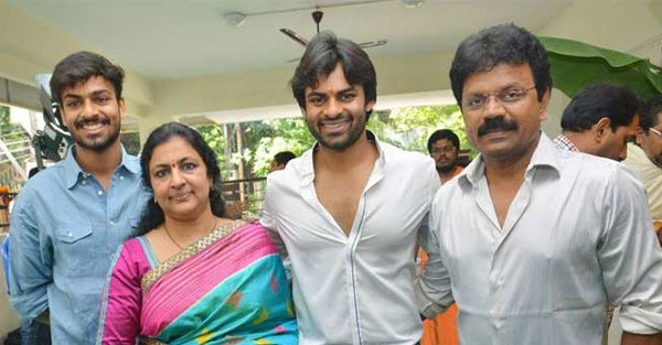 Sai Dharam Tej Brother Vaishnav Movie Shooting Updates-