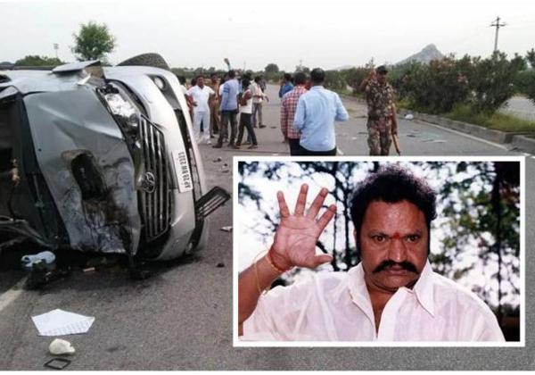 Same Car No 2323 Kills Harikrishna And Janaki Ram-