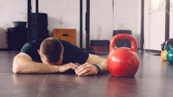 Say No To Exercise Sometimes Aid-
