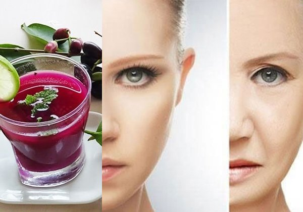 Slow Ageing Process Juice-