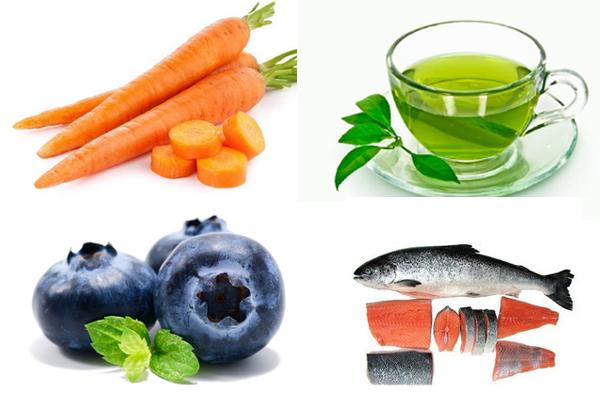 Good Food For Skin-