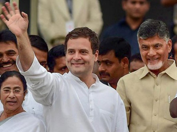 TDP Cadre Serious On Chandrababu Over Support To Congress-