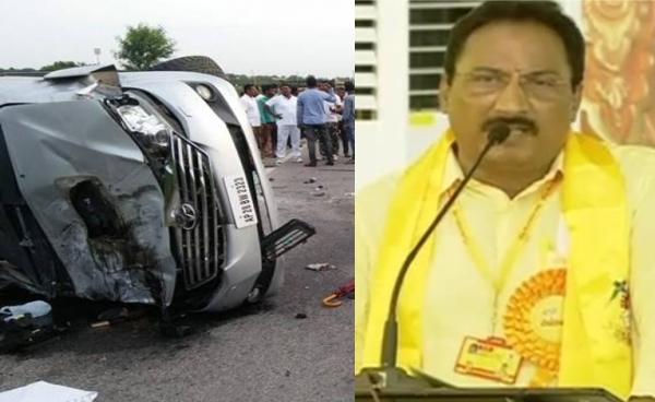TDP Leader Amarnath Babu About Harikrishna Death-
