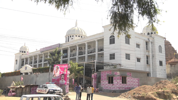 Telangana State To Give Land For Political Party Offices-
