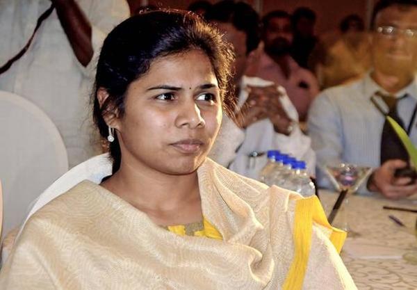 Threat To Akhila Priya Minister Post-
