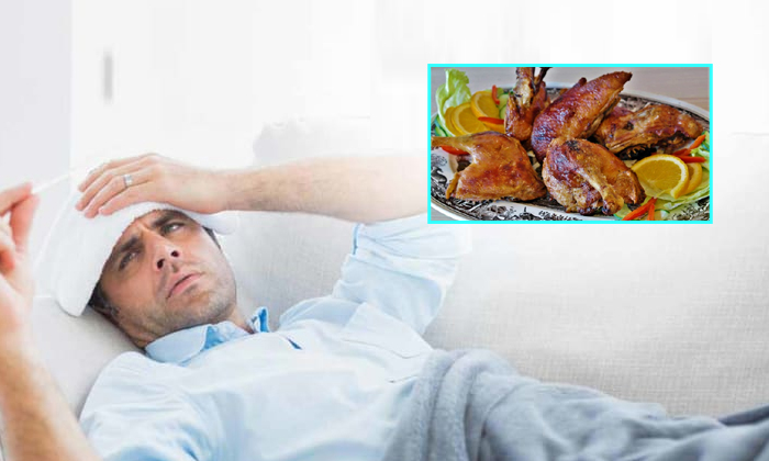 What Foods You Must Avoid While Suffering From Fever-