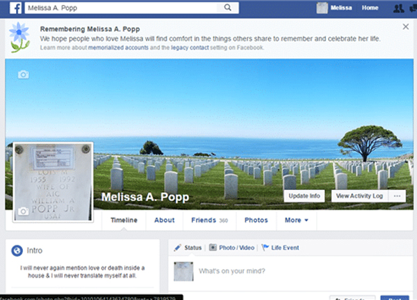 What Happens To Your Facebook Profile When You Die-