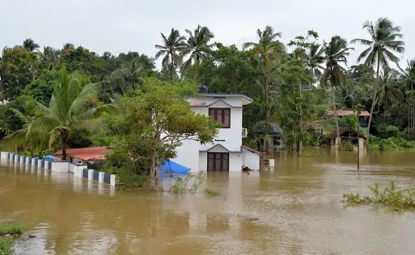 What Caused The Kerala Floods-