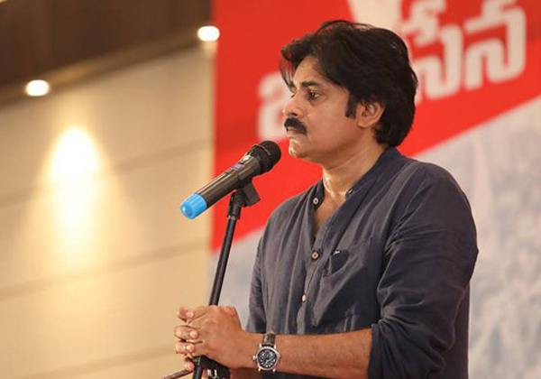 What Is Pawan Kalyan Janasena Step At 2019 Elections-
