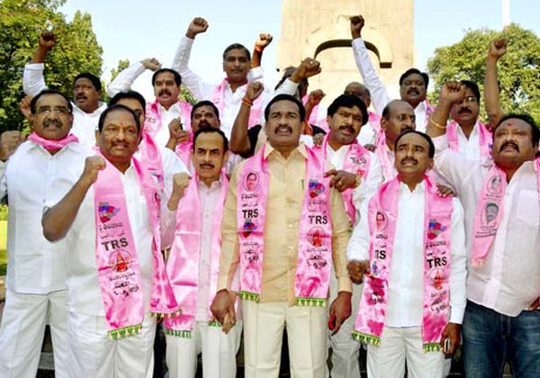 What Is This KCR...Party Getting Inner Allegations-