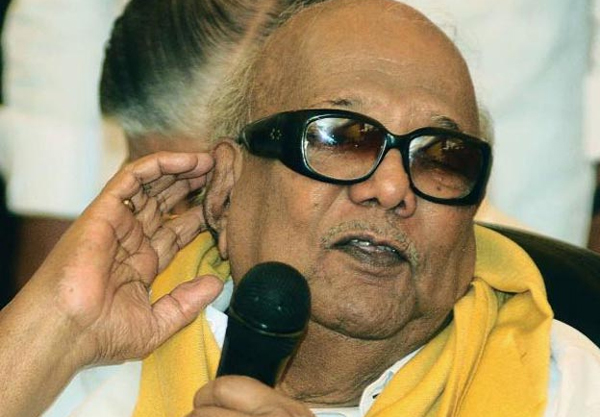 What Happening Before The Death Of Karunanidhi-
