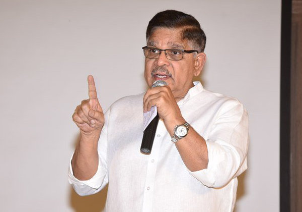 Why Producer Allu Aravind Dont Interested In Filmmaking-