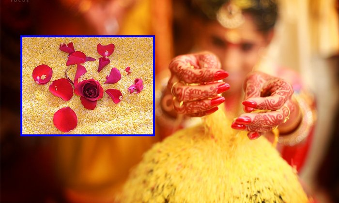 Why We Are Using Akshintalu In Indian Marriages--Why We Are Using Akshintalu In Indian Marriages-