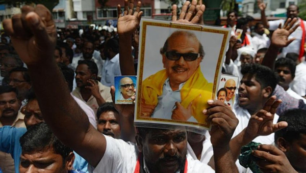 Why Burial Not Cremation For Karunanidhi-
