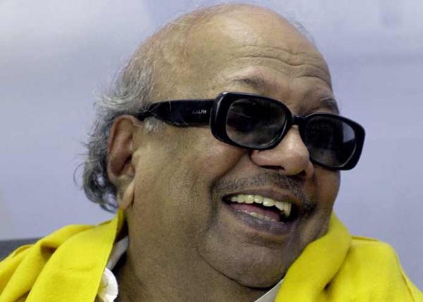 Why Does Karunanidhi Wear Black Always Goggles-