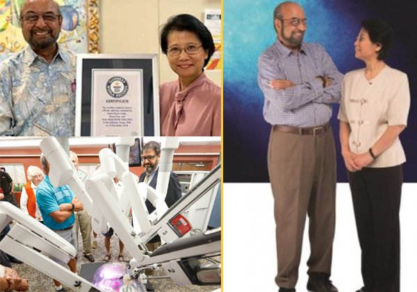 Worlds Smallest Medical Robot Hits Guinness Book Of World Records-