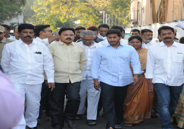 YCP Leaders Tension Over MLA Tickets In 2019-