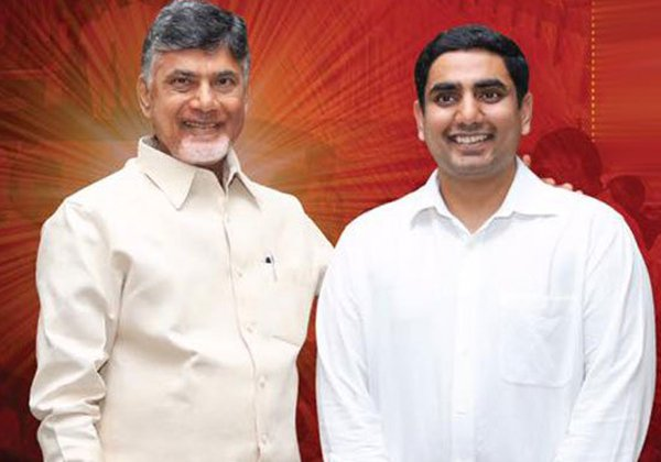 Chandrababu Naidu And Son Authority On New Cabinet Meetings-