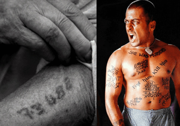 Father Gets Short Term Memory Son In Mumbai Through Tattoo-
