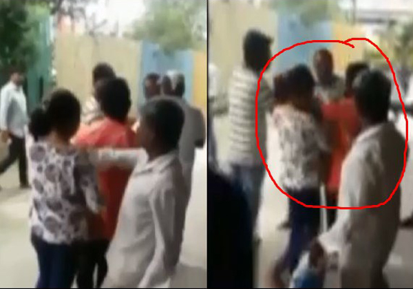 Indian Lovers Caught In S2 Movie Hall By Her Father-
