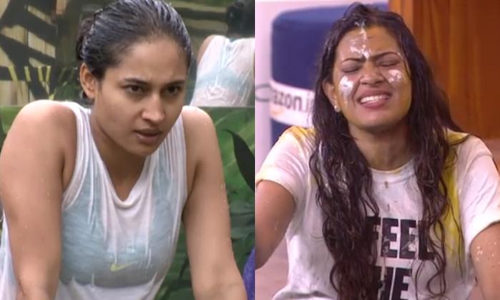 Pooja Ramachandran Verses Kaushal Bigg Boss Telugu-