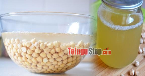 Health Benefits Of Chickpeas Boiled Water-