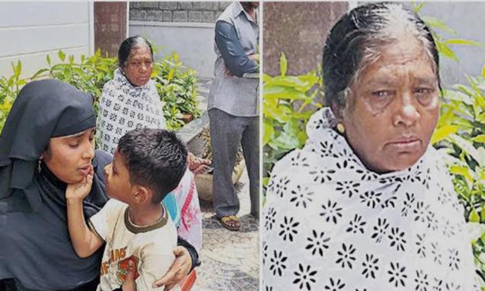 4 years boy love on grandmother-,,Nannammatho Kamakathalu