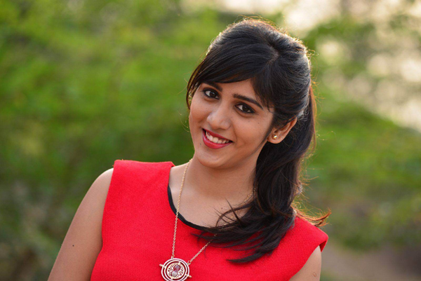 Actress Chandini Chowdary Response On Casting Couch-