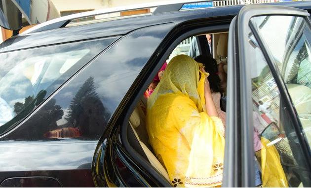 Actress Shriya Saran Secret Tirumala Visit-
