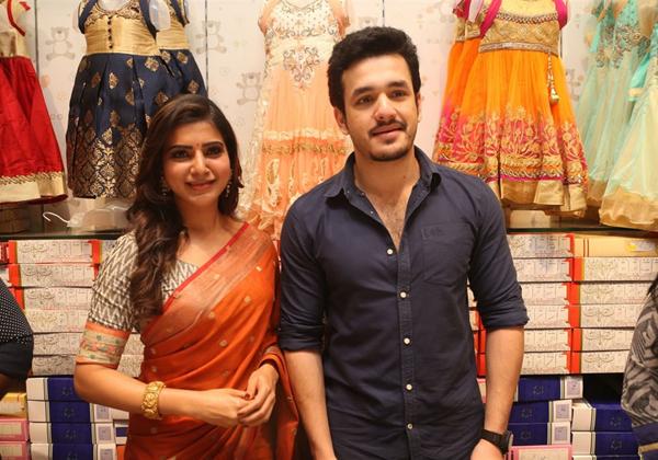 Akkineni Akhil Says All The Best For Samantha's Uturn-