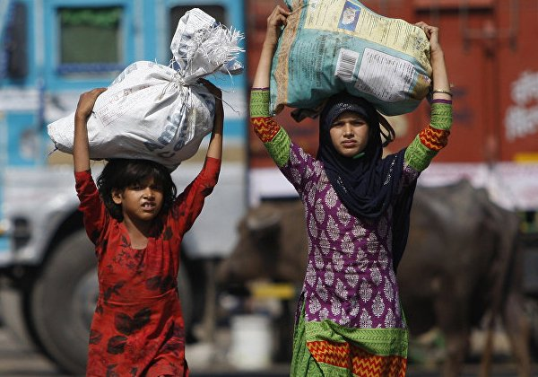 America Survey On Indian Child Labour-
