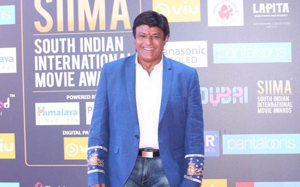 Balakrishna opens About playing Villain Role-Balakrishna,Balayya Villain Role,Rana,Siima Awards 2018