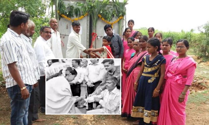 Brothers Gift Toilets To Sisters For Rakhi In Belagavi--Brothers Gift Toilets To Sisters For Rakhi In Belagavi-