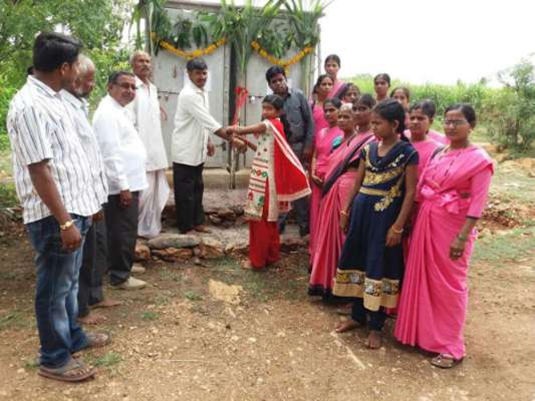 Brothers Gift Toilets To Sisters For Rakhi In Belagavi-