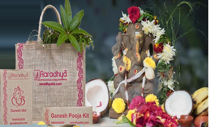 Buy Naivedya Ganesh Chaturthi Pooja Kit At Low Prices-low Prices,naivedya, Pooja-Buy Naivedya Ganesh Chaturthi Pooja Kit Online At Low Prices-Low Prices Naivedya