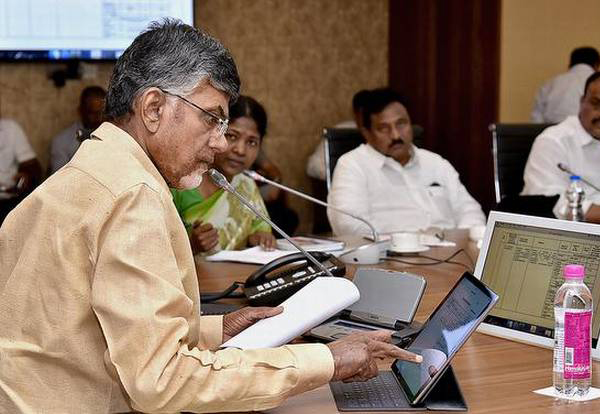 Chandrababu Naidu Searching for Place of Constituency For Lokesh-Chandrababu Naidu Searching For Place Of Constituency For Lokesh,elections 2019,Elections In AP,f Constituency For Lokesh,Lokesh,TDP,