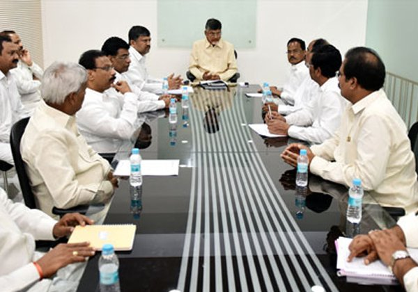Chandrababu Naidu Want To Invite Jr Ntr In Tdp Politburo-