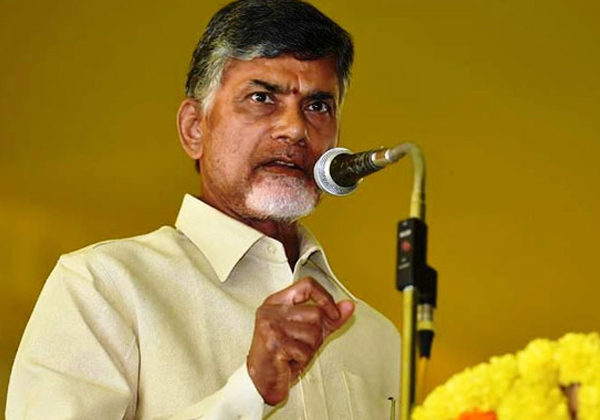 Chandrababu Naidu You Should Take Action On JC Brothers-