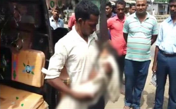 Death Of 2-year-old Girl Due To Bharat Bandh-