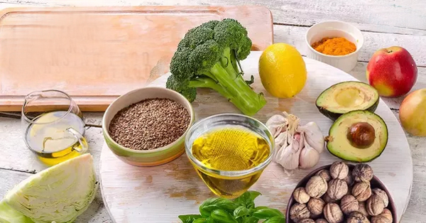 Drinkers Can Detoxify Liver With These Foods-