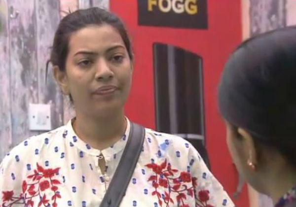 Geetha Matdhuri Explains About Her Relatinship With Samrat-Bigg Boss Telugu 2,Geetha Matdhuri,host Nani,Koushal,Relatinship With Samrat,Roll Rider,Samrat,Tanishq
